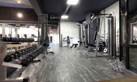 Cost Of Opening A Gym