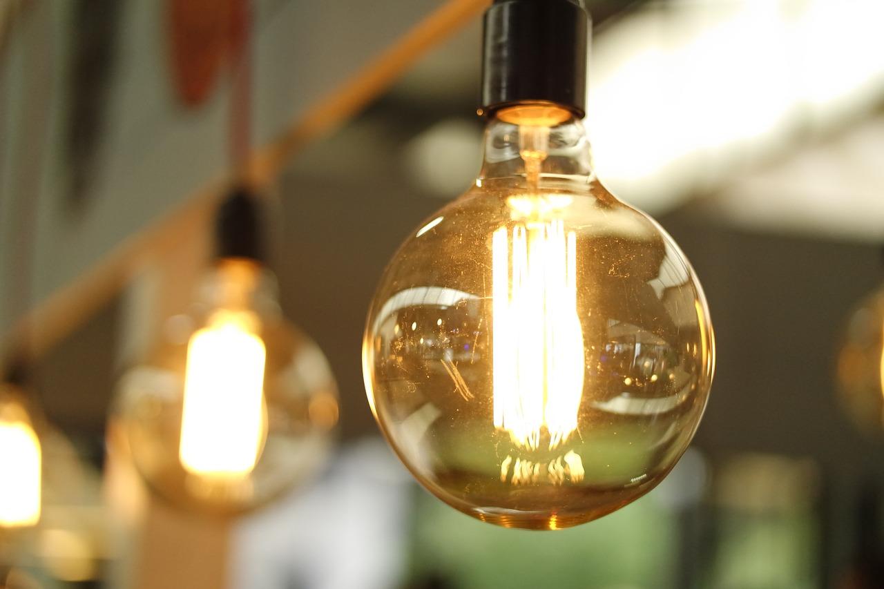 orange bulb power