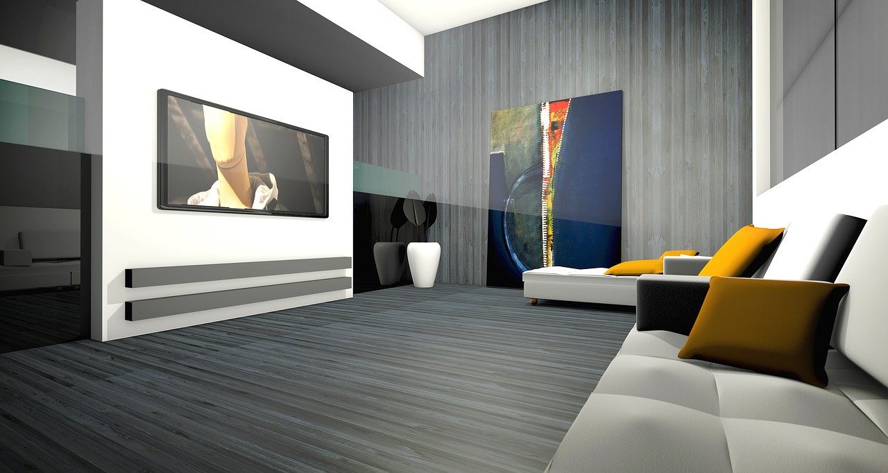 architectural design 3d unit