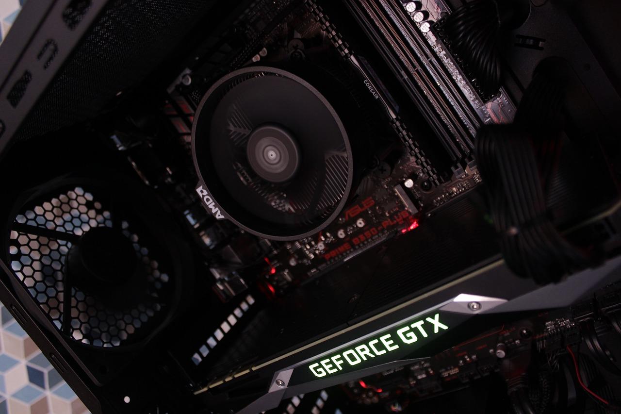 geforce gtx computer
