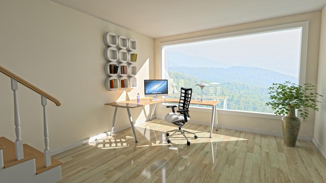 window light 3d interior