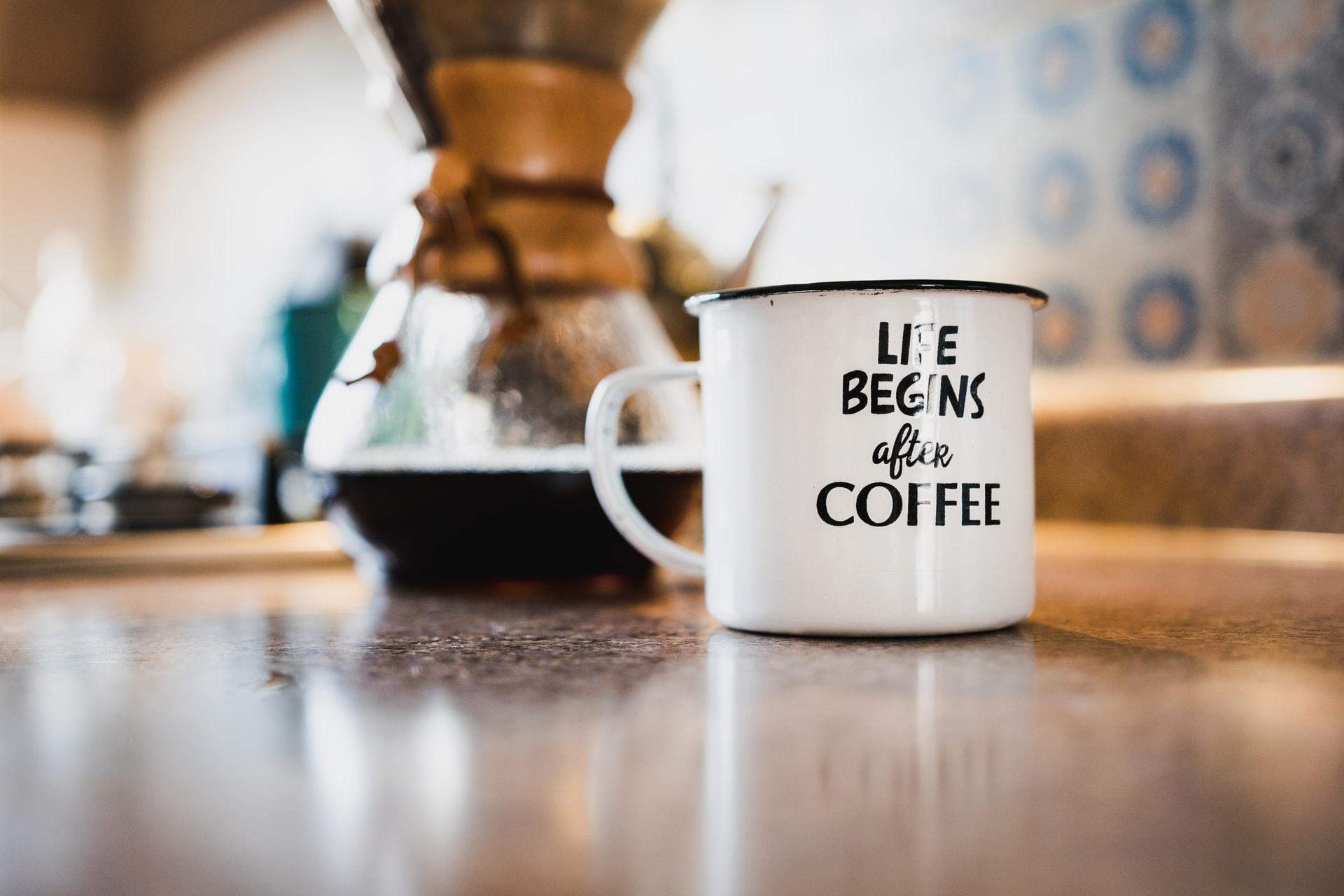 coffee niche sample